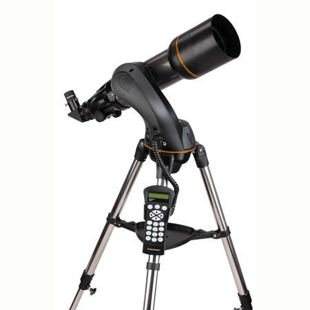 Celestron NexStar SLT diameter Refractor Telescope Motorized Altazimuth Mount Object Database 199 - 355