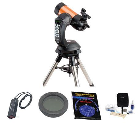 Celestron NexStar SE Maksutov Cassegrain Telescope Special Edition Accessory Kit Night Vision Flash  142 - 112