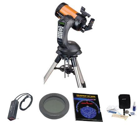 Celestron NexStar SE Schmidt Cassegrain Telescope Special Edition Accessory Kit Night Vision Flash L 302 - 291