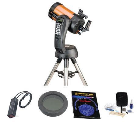 Celestron NexStar SE Schmidt Cassegrain Telescope Special Edition Accessory Kit Night Vision Flash L 54 - 554