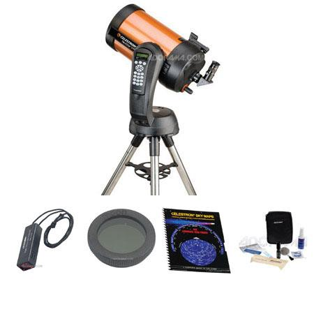 Celestron NexStar SE Schmidt Cassegrain Telescope Special Edition Accessory Kit Night Vision Flash L 142 - 99