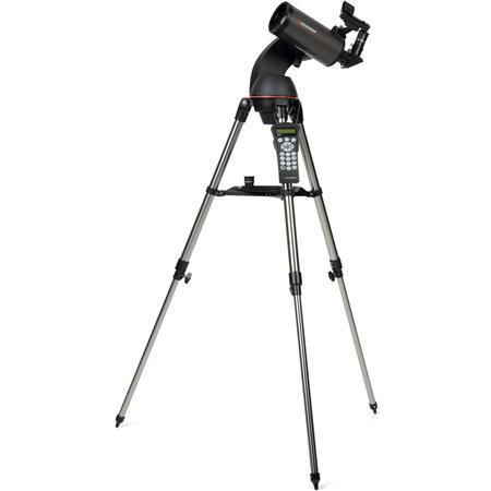 Celestron NexStar SLT Maksutov Cassegrain Telescope Motorized Altazimuth Mount Object Database 26 - 617