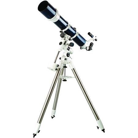 Celestron Omni XLT Refractor Telescope f Focal Length HD CG German Equatorial Mount Adjustable Tripo 174 - 219