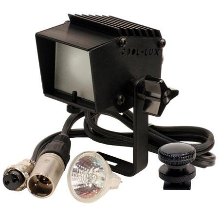 Cool LuLK Micro LuVolt Watt On Camera Light Pin XLR Connector 223 - 334