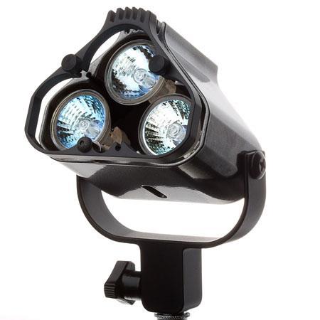 Cool luU The Tri Light On Camera Video Light Watt Floods Watt Spot 40 - 631