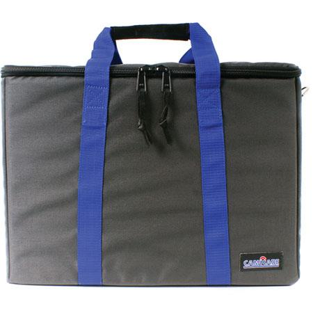 CamRade cabinBag Airline Travel Bag Pro Broadcast Video Camera and Accessories Grey 273 - 477