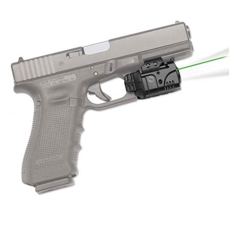 Crimson Trace Rail Master Pro Universal Laser Sight and Tactical Light Lumen LED Light 172 - 589