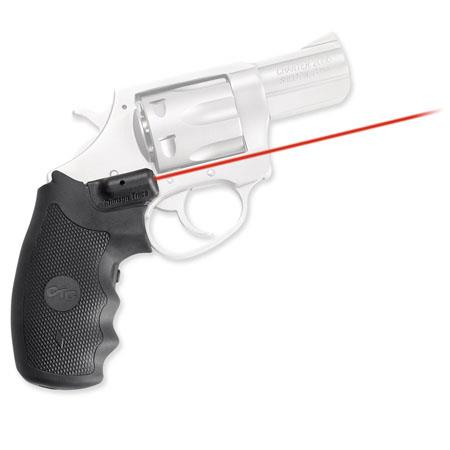 Crimson Trace LG Lasergrips Charter Arms Special and cal Revolvers 68 - 445