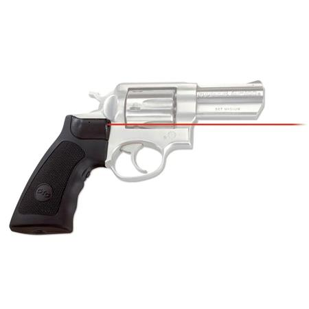 Crimson Trace Rubber Overmold Lasergrip Set Front Activation the Sturm Ruger GP Super Hawk Series Re 98 - 625