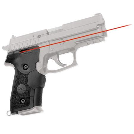 Crimson Trace LG M MIL STD Front Activation Lasergrips Sig Sauer P 141 - 351
