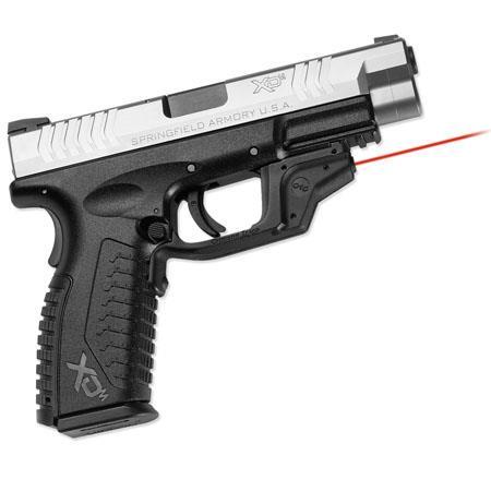 Crimson Trace LG Laserguard Laser Sight Springfield Armory XD and XDm Pistols Holster 175 - 501