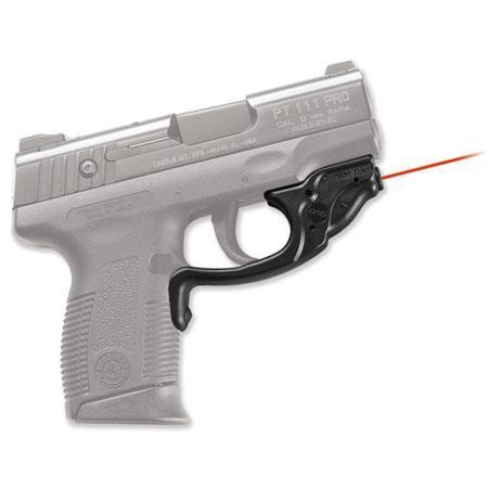 Crimson Trace LG H Laserguard Laser Sight Taurus Millennium Pro Pistols IWB Holster 38 - 23