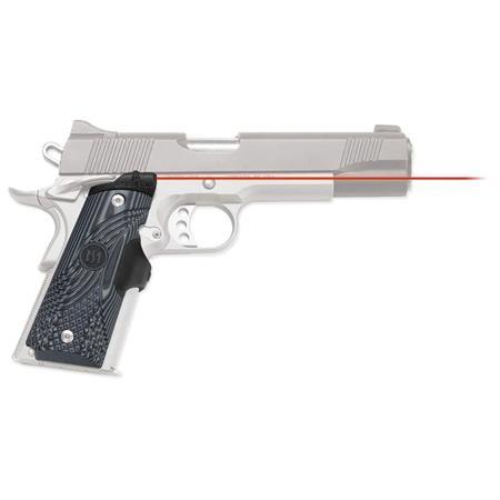 Crimson Trace LG Master SeriesGrey Lasergrips Laser Sight Full Size Pistols 36 - 96