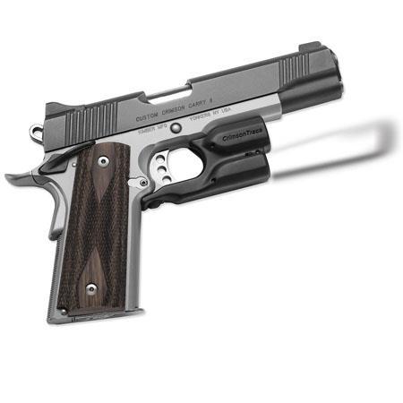 Crimson Trace LTG Lightguard Lumen LED Tactical Light Kimber Ruger and Smith Wesson Non Railed Pisto 61 - 214