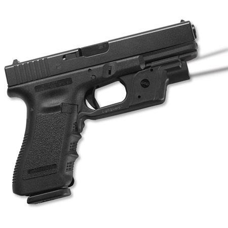 Crimson Trace Lightguard Lumen LED Flashlight Glock Full Size and Compact Pistols 264 - 158