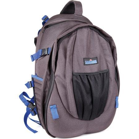 CamRade TravelMate Outbag Hiker Backpack YKK Zippers Fits DSLR Bodies LensesDV or HDV Camcorder 114 - 215