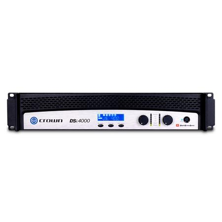 Crown Audio DSi Channel Watt per Channel Cinema Amplifier On board DSP USB HiQnet Connectivity 205 - 648
