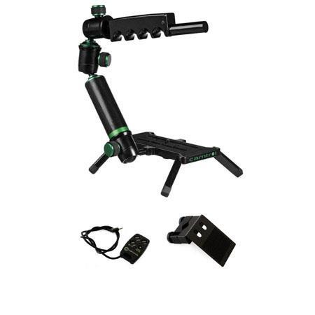 Camtrol Prime Cmera Stabilizing Platform Bundle Camtrol Camtroller LANC Based Remote Control Camtrol 157 - 292