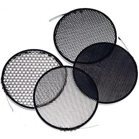 Comet B Honeycomb Grid Set Four Grids Degree 165 - 477