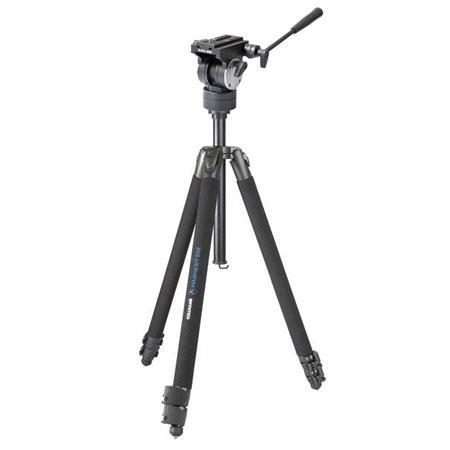 Cullmann Magnesit Tripod Kit Alpha Video Head 128 - 285