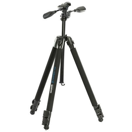 Cullmann Magnesit Aluminum Tripod Way Quick Release Head Supports lbs MaHeight  233 - 487