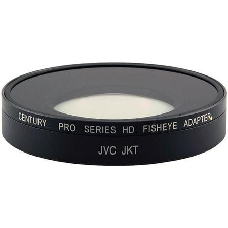 Century Optics Fisheye HD Adapter JVC HMU Canon KTKRSJ Lens 264 - 677