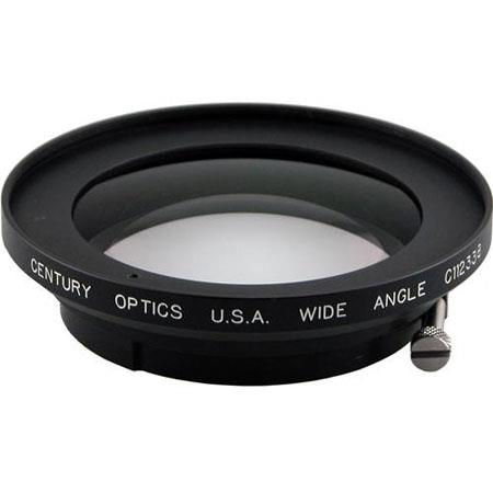Century OpticsWide Angle Adapter Lens JVC GY HDU Camcorder and Panasonic AG HPX Camera Fujinon THlen 136 - 221