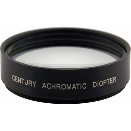 Century Optics Achromatic Diopter Screw Close Up Lens mm 118 - 272