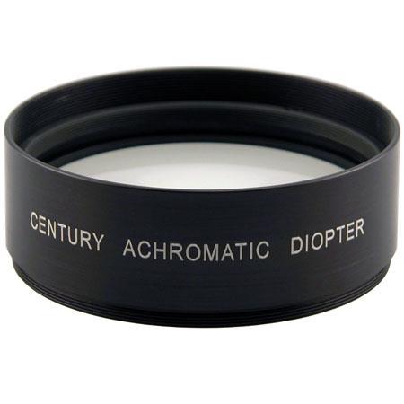 Century Optics Achromatic Diopter Macro Zoom Attachment Panasonic HVX  132 - 510