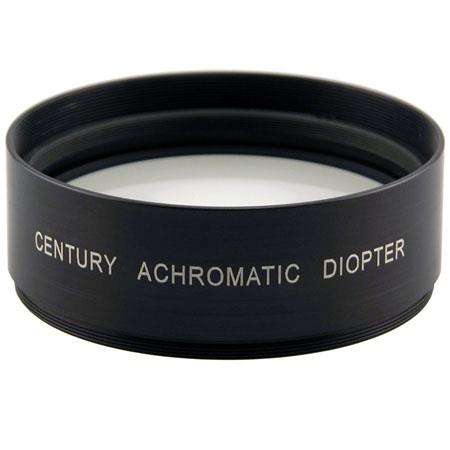 Century Optics Achromatic Diopter Macro Zoom Attachment Panasonic HVX  109 - 87