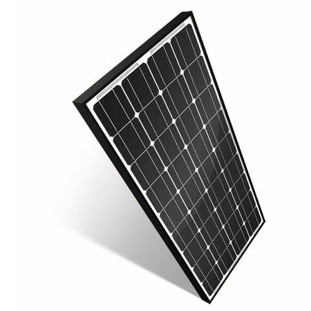 GSM Cyclops Solar Solutions Watts Volt Monocrystalline Solar Panel Battery Charger 233 - 760