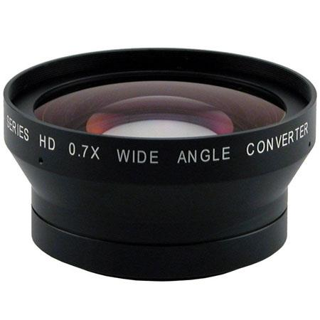 Century OpticsWide Angle Converter Lens the Sony HDR FX HVR ZU HDV Video Camcorders 114 - 321