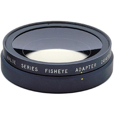 Century Optics Fisheye Adapter Lens the Panasonic AG DVX Bayonet Mount 214 - 571