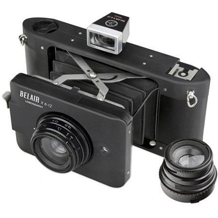 Lomography Belair City Slicker Medium Format Folding Camera  187 - 412