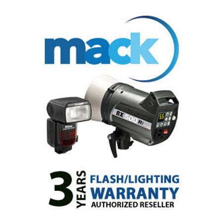 Mack Year Warranty Flash and Lighting Equipment Valued up to  145 - 334