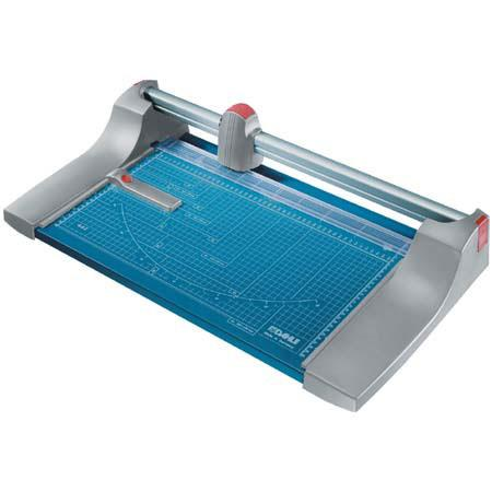 Dahle Cut Premium Series High Capacity Rolling Blade Rotary Trimmer 205 - 345