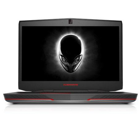 Dell Alienware FHD Gaming Notebook Computer Intel Core i MQ GHz GB RAM GB HDD Win Home Premium Silve 41 - 393