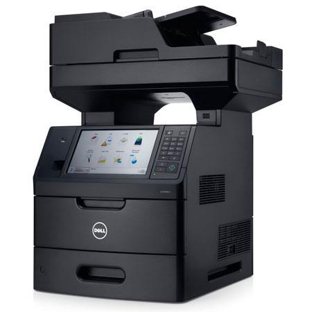Dell BDNF Monochrome Laser Multifunction Printer ppm Mono Print Speed Sheet Input Traydpi PrintCopyS 158 - 13