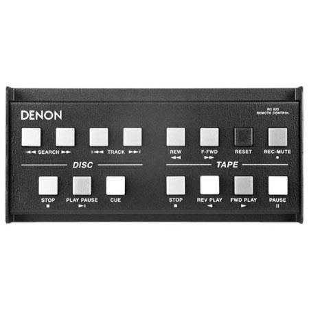 Denon RC Wired Tabletop Remote Control Cable DN C DN T and DN T 36 - 523