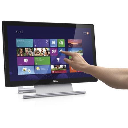 Dell ST LED Backlight Touchscreen MonitorResolution Aspect Ratio cdm Brightness DVI D HDCP HDMI VGA  53 - 307