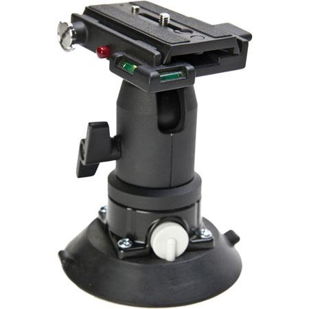 Digital Juice Suction Mount Series Giottos Ball Head Supports Up to lbs 52 - 584