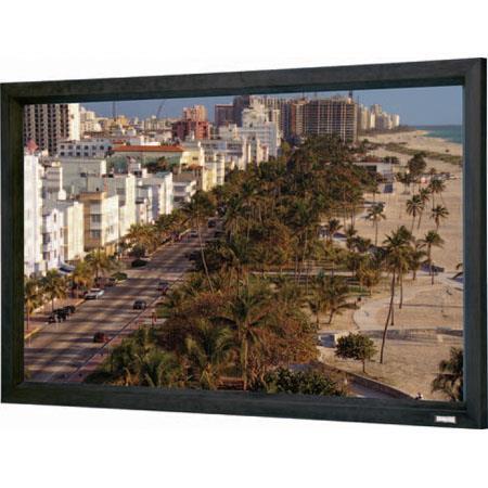 Da Lite Cinema Contour Permanently Mounted Wall Screen Pro Trim Video Format DiagonalAudio Vision Fa 20 - 699