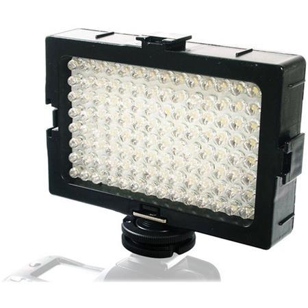 DLC DV Video DSLR Li ion LED Light Kit Variable Light Output 86 - 86