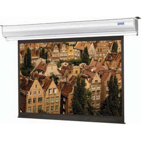 Da Lite Contour Electrol Video Format Electric Wall and Ceiling Projection Screen Diagonal Video Spe 221 - 27