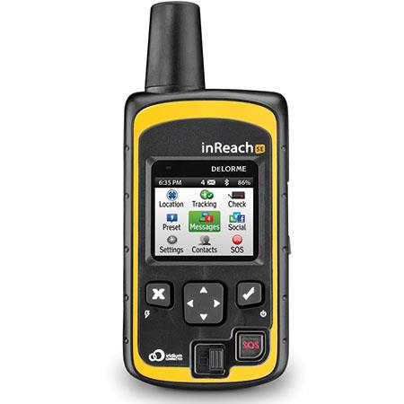 DeLorme inReach SE Two Way Satellite Communicator GPS 270 - 399
