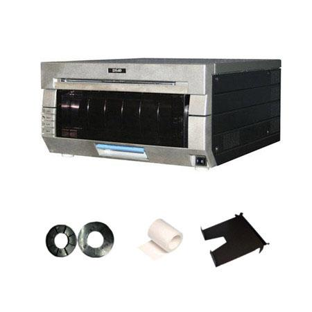 DNP DS Dye Sublimation Professional Color Photo Printer Bundle Two DNP DSDyesub Printer Paper Glossy 78 - 319