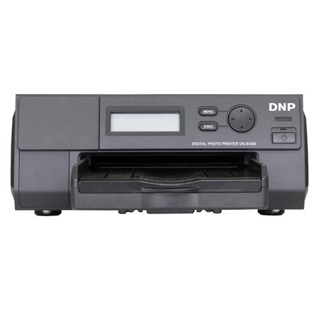 DNP IDBT Bluetooth Passport and ID Photo Printer Sony UPX C and UPX C Cameras Seconds Print Speed dp 342 - 3