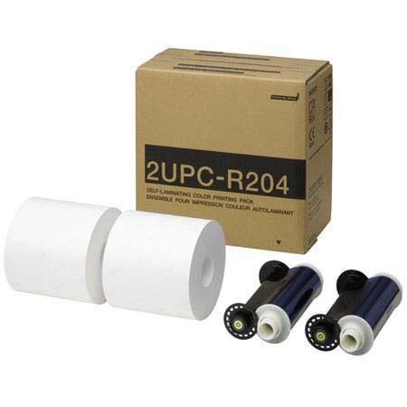 DNP UPCRMedia Ribbon Print Pack Sony UP DR Printer 217 - 714