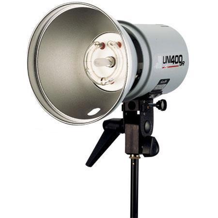 Dynalite UniJR ACDC Powered Watt Second Monolight 112 - 731