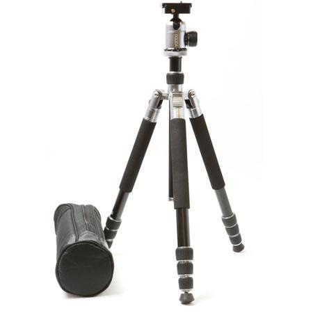 Dolica LXBDS Ultra Premium Professional Tripod Integrated Monopod Extended Height Supports lbs 140 - 183